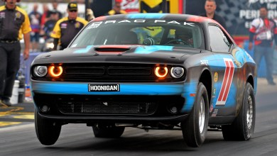 Photo of Inside Leah Pritchett's Dodge Challenger Drag Pak: