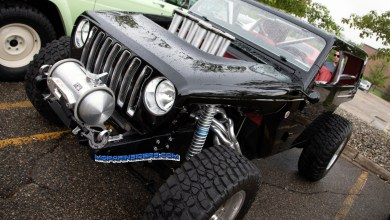 Photo of Jeep Quicksand Concept – The HEMI-Powered Jeep Sand Rod: