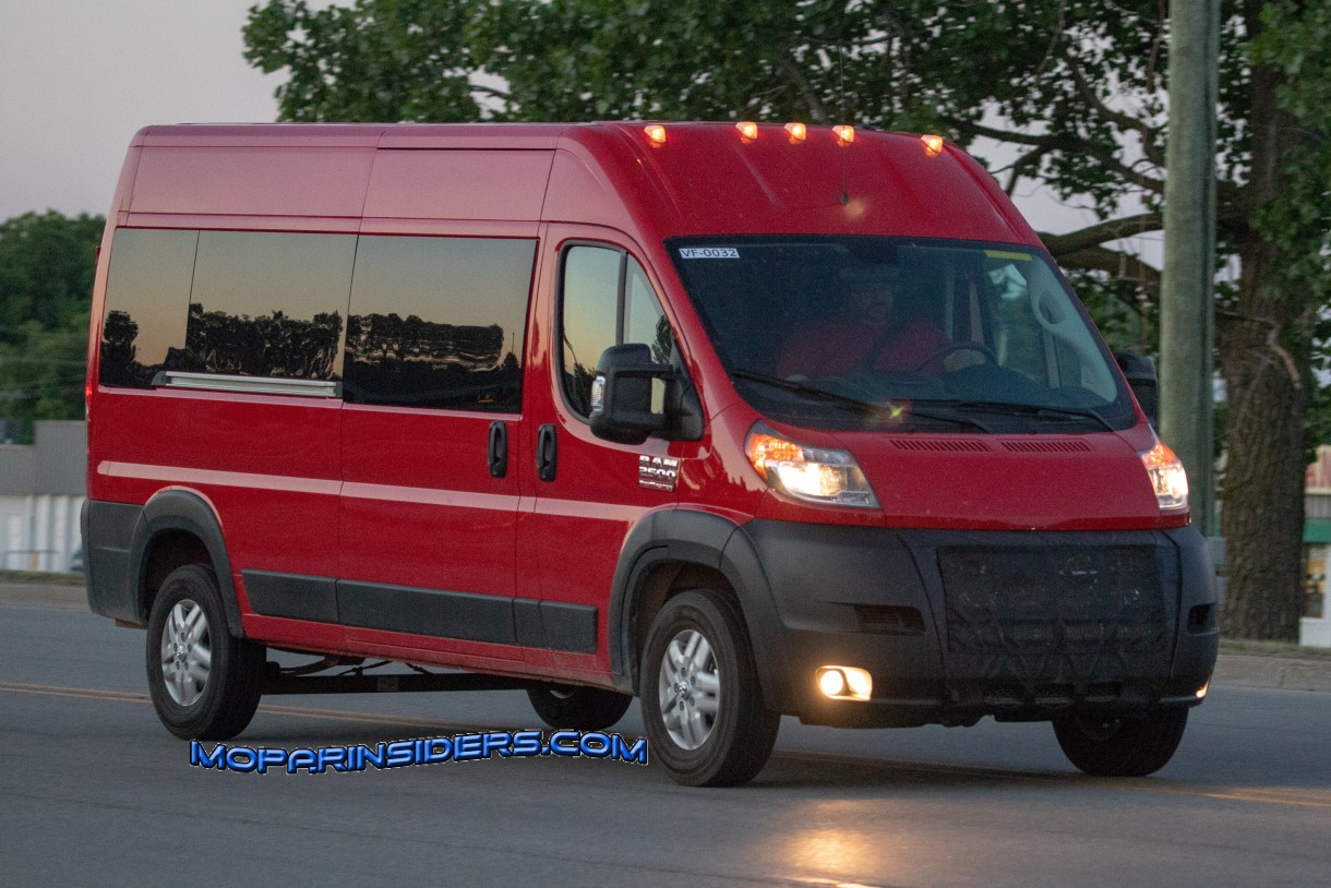 Meet The Updated 2019 Ram ProMaster Van: - Mopar Insiders