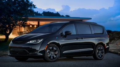 "Photo of Chrysler Adds ""S"" Appearance Package To Pacifica Hybrid For 2019:"