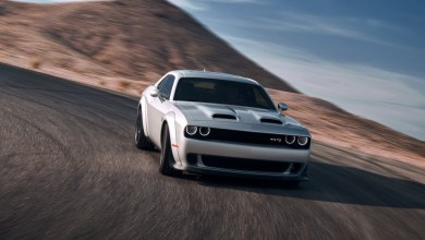 Photo of New Color Available For Challenger, Charger and 300: