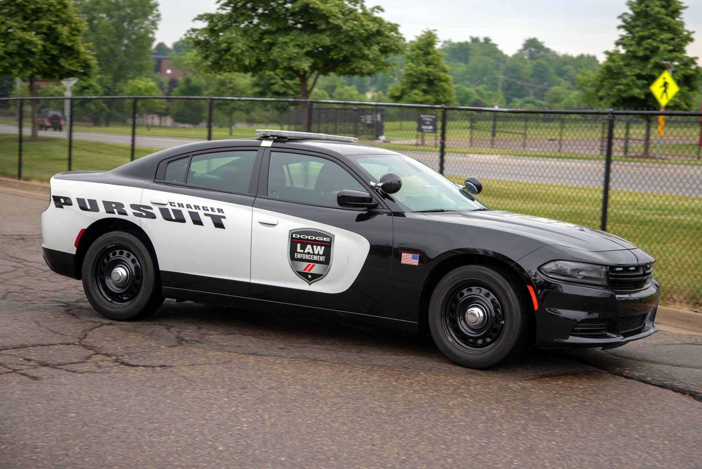 Dodge Charger Police Car >> Dodge Charger Pursuit Gets Minor Improvements For 2019 Mopar Insiders