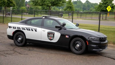 Photo of Dodge Charger Pursuit Gets Minor Improvements For 2019: