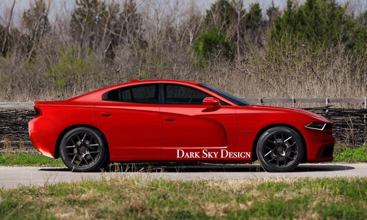 What We Know About The Next Generation Dodge Charger: