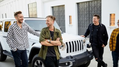 Photo of Jeep® Teams Up With Grammy-Nominated Band OneRepublic To Showcase Apple Experience: