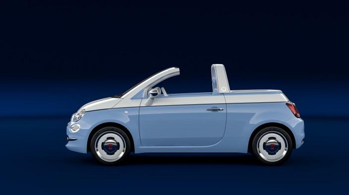 "Fiat 500 ""Spiaggina '58 Production Model. (FCA)"