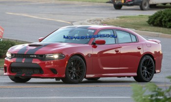 2019 Dodge Charger SRT HELLCAT. (MoparInsiders)