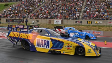 Photo of Ron Capps Takes 60th Career Victory at Pacific Raceways: