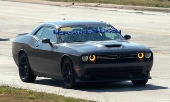 2019 Dodge Challenger R/T Prototype. (Mopar Insiders)