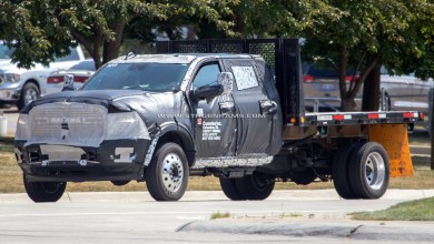 Photo of CAUGHT: 2020 Ram 5500 Chassis Cab: