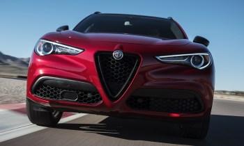 2019 Alfa Romeo Stelvio Nero Edizione. (Alfa Romeo)