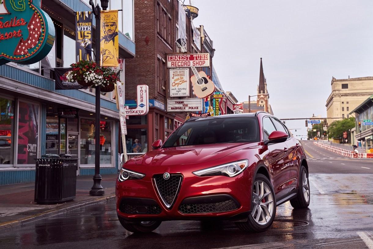 2019 Alfa Romeo Stelvio Information Released Mopar Insiders