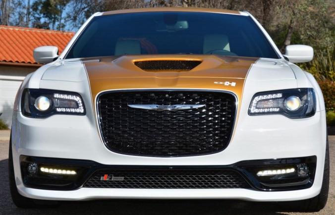 Custom Chrysler 300 >> Meet The 2018 Hurst Heritage By Gss Chrysler 300h Mopar Insiders