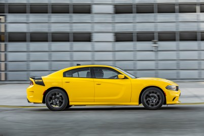 2019 Dodge Charger Daytona. (Dodge).