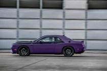 2019 Dodge Challenger T/A 392. (Dodge).