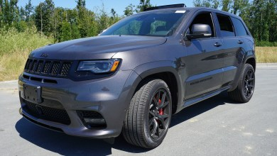Photo of Review: 2018 Jeep Grand Cherokee SRT: