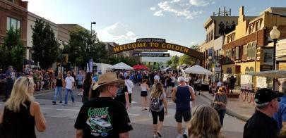 Mopar Big-Block Party in Golden, Colorado. (Mopar)