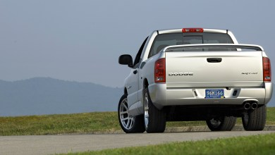 Photo of Inside Design: 2004 Dodge Ram SRT-10: