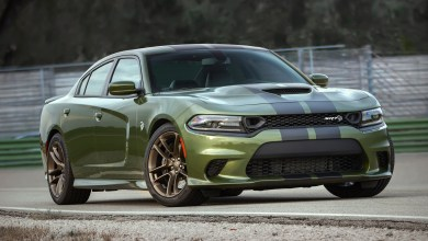 Photo of New Stripe Packages Available For 2019 Dodge Charger SRT HELLCATs: