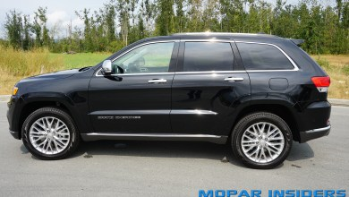 Photo of 2018 Jeep Grand Cherokee Summit EcoDiesel Review: