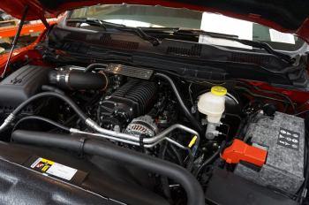 2018 Ram 1500 Minotaur Supercharged 6.4-liter HEMI. (Prefix).