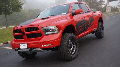 Photo of UPDATED Information On The Awesome Ram 1500 Minotaur: