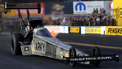 Photo of Schumacher Runner-Up In Mopar-Powered U.S. Army Dragster At Dodge NHRA Nationals: