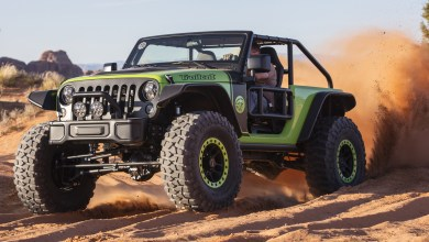Photo of Inside Design: 2016 Jeep® Trailcat Concept: