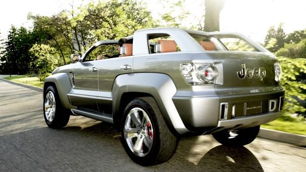 Jeep® Trailhawk Concept. (Jeep).