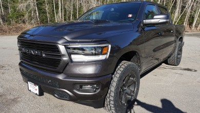 Photo of Quick Drive: Canadian 2019 Ram 1500 Sport with 2-Inch Mopar Lift: