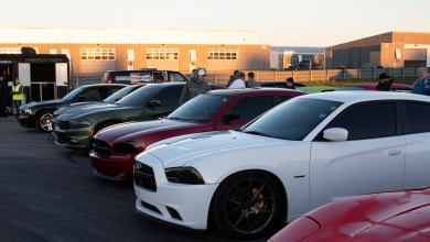 Photo of Automotive Scene: We Went To M1 Concourse Cars & Coffee:
