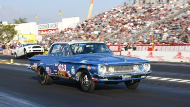 Photo of Steve Wann Steers Plymouth Sport Fury To Event Win In Super Stock at Pomona: