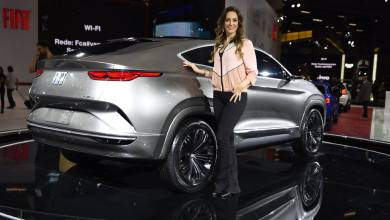 Photo of FIAT Brazil Shows Off Fastback Concept At The São Paulo International Motor Show:
