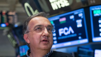 "Photo of Marchionne Wins ""World Car Person of the Year"" Award:"