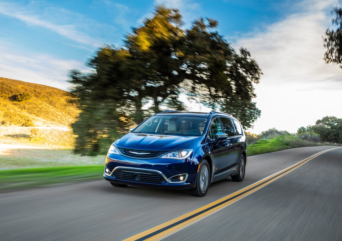 Pacifica and Ram 1500 Named 2019 Consumer Guide® Best Buys: