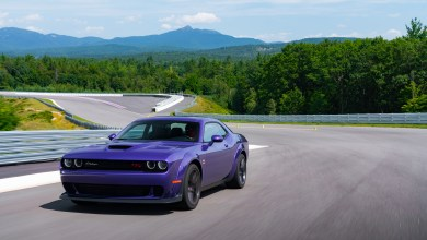 Photo of Challenger R/T Scat Pack Widebody – The Canyon Carving Challenger!