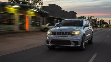 Photo of Watch Hennessey Performance's HPE1200 Trackhawk Run 9s: