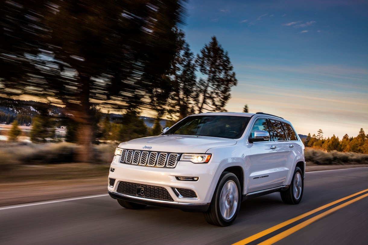 The Next Generation Jeep Grand Cherokee (WL): What to Expect