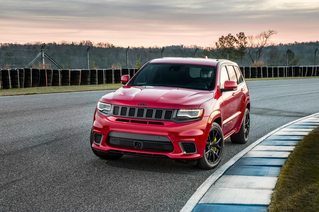 No More SRT Name For Next Generation Jeep Performance Models