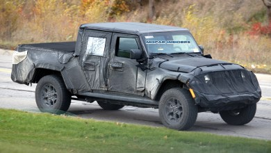 Photo of New 2020 Jeep Truck To Carry The Gladiator Nameplate?