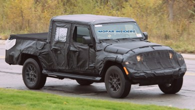 Photo of Is The Jeep Wrangler Truck (JT) Coming To The L.A. Auto Show?