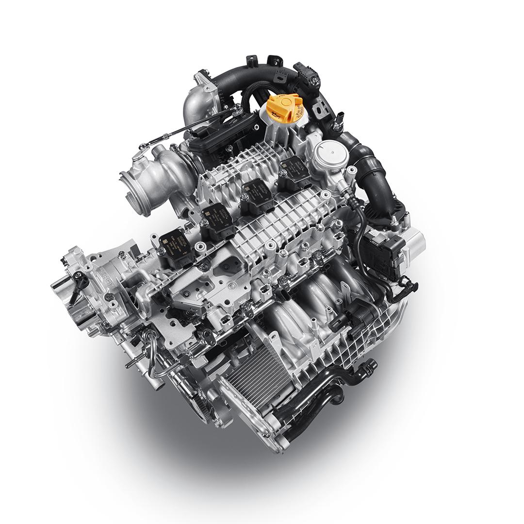 "1 3-liter turbo ""t4"" gse engine  (fca)"