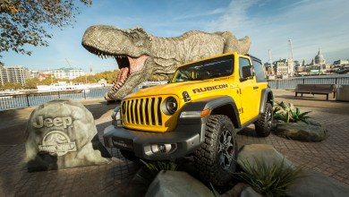Photo of Jeep Experience Tour & Jurassic World, Take A Bite Out Of London: