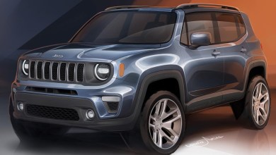 Photo of Inside Design: The New 2019 Jeep Renegade: