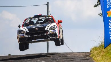 Photo of Abarth 124 Rally Will Compete In The 2019 European Rally Championship: