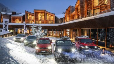 Photo of Jeep Europe Sets Up Jeep® Winter Experience In Northern Italy: