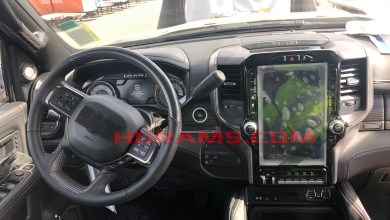 Photo of CAUGHT: 2019 Ram Heavy Duty Limited Interior: