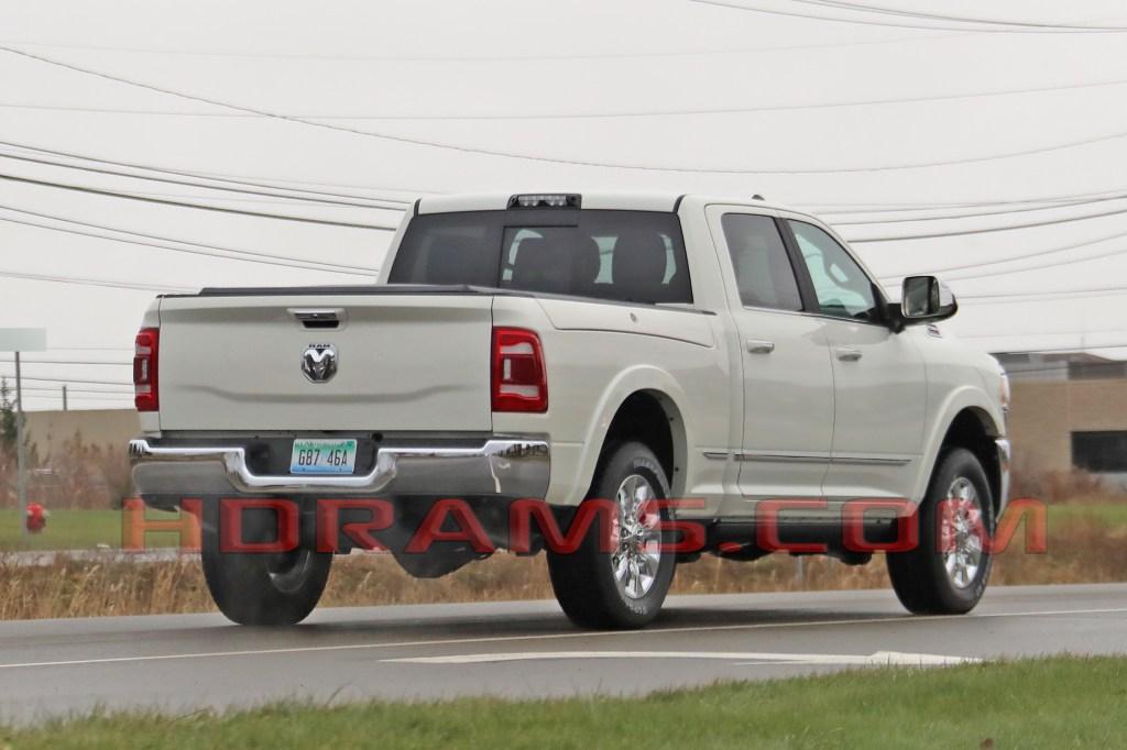 2019 Ram 2500 Limited Vs 2020 Chevrolet Silverado 2500hd High