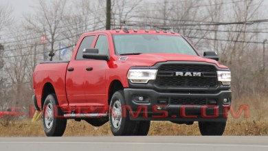 Photo of LED Lighting Available On 2019 Ram Heavy Duty Tradesman?