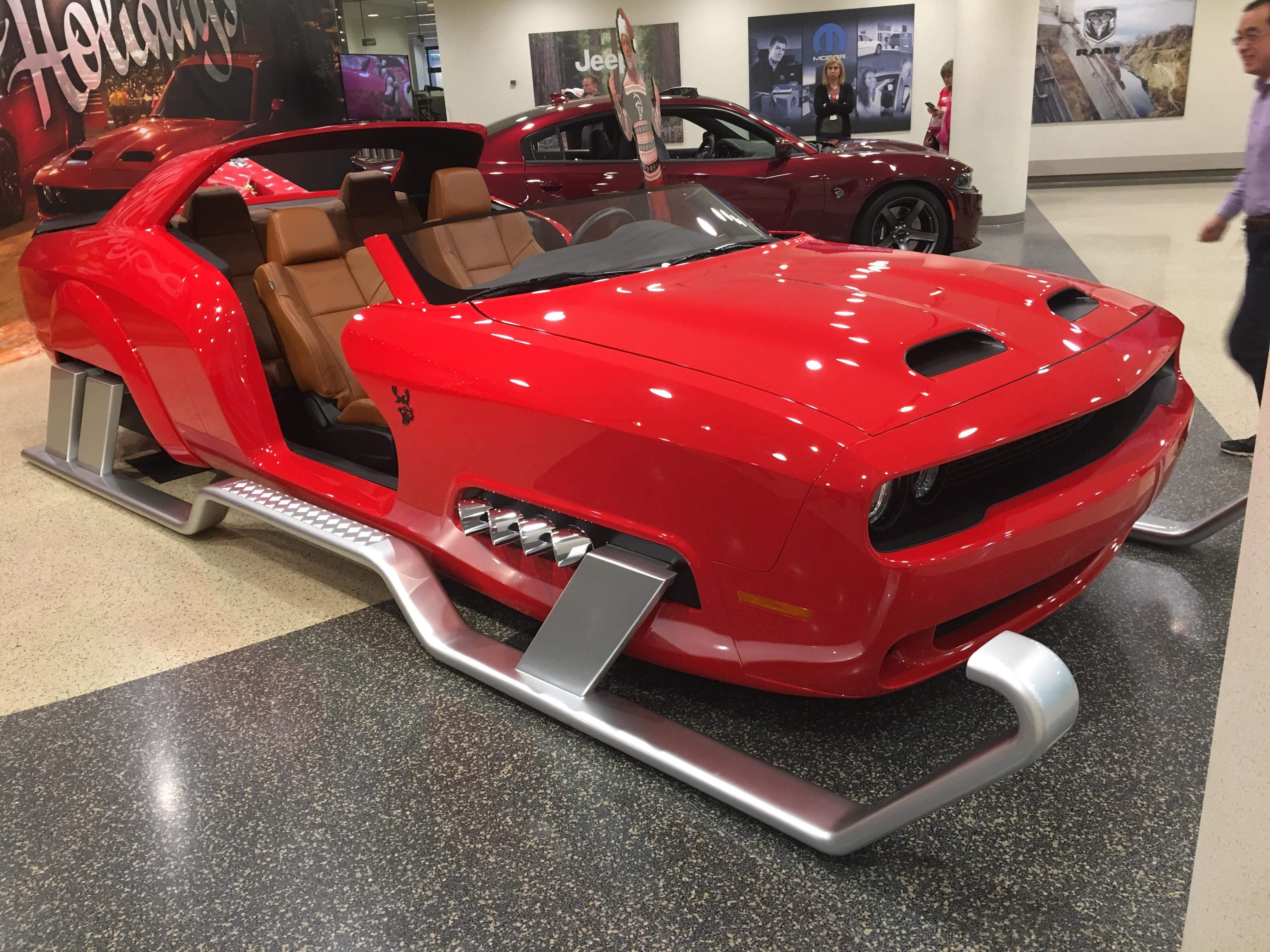 """2019 Dodge Challenger SRT HELLCAT """"Redeye Express"""". (MoparInsiders)."""